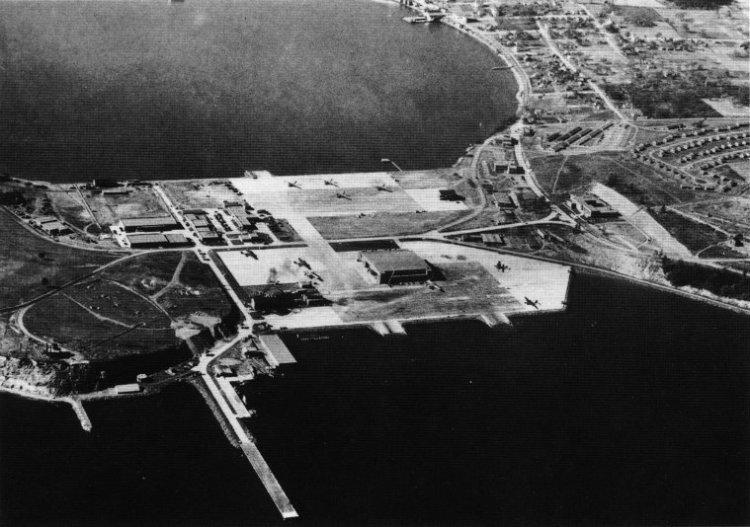 NAS Whidbey old seaplane base